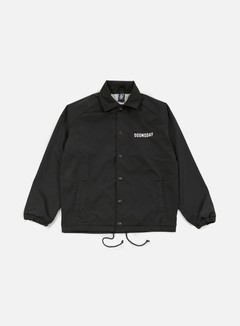 Doomsday - No Mercy Coach Jacket, Black 1
