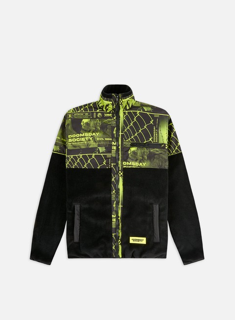 Doomsday No Signal Sherpa Jacket