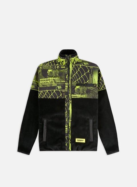 Intermediate Jackets Doomsday No Signal Sherpa Jacket