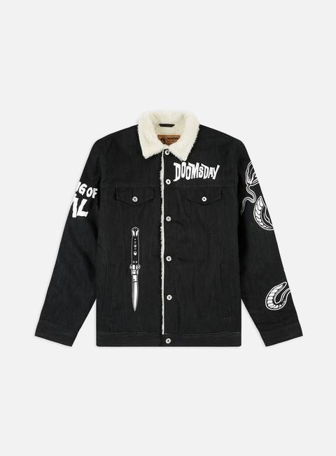 Denim Jackets Doomsday Omen Denim Jacket