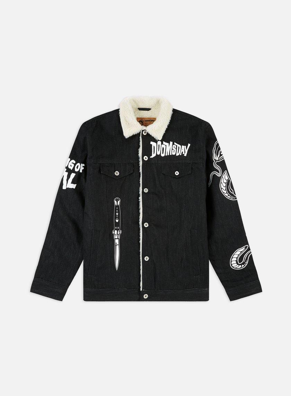 Doomsday Omen Denim Jacket