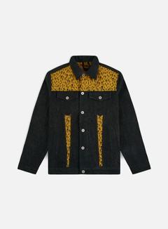 Doomsday Reopard Denim Jacket