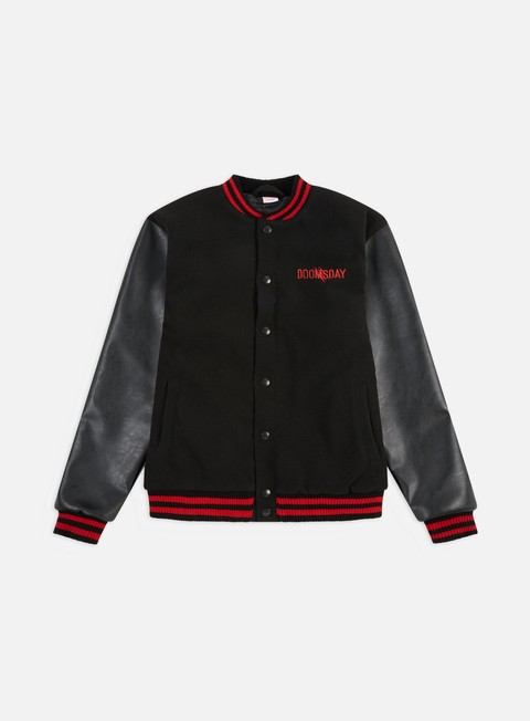 Doomsday Scars Varsity Jacket
