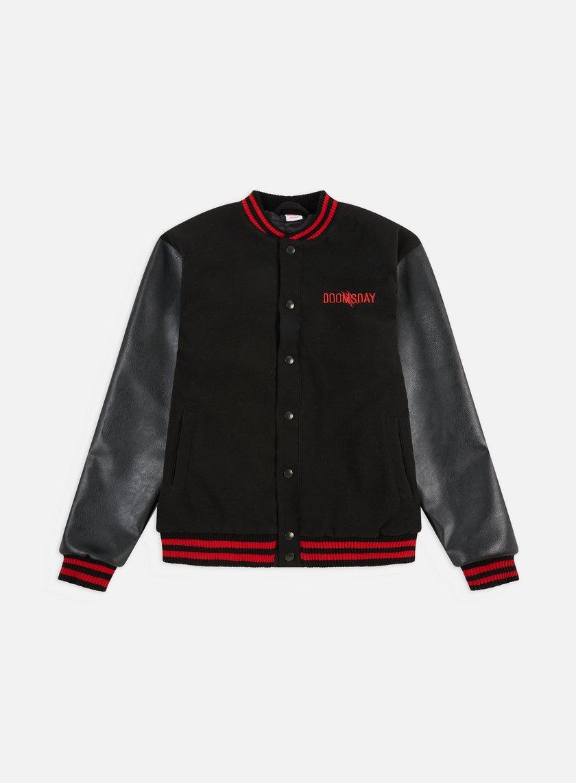 Doomsday Scars Varsity Jacket