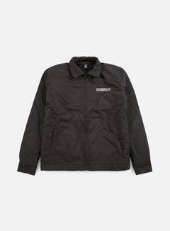Doomsday - Stray Cat Work Jacket, Grey 1