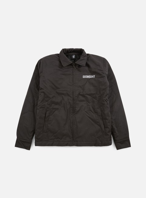 giacche doomsday stray cat work jacket grey