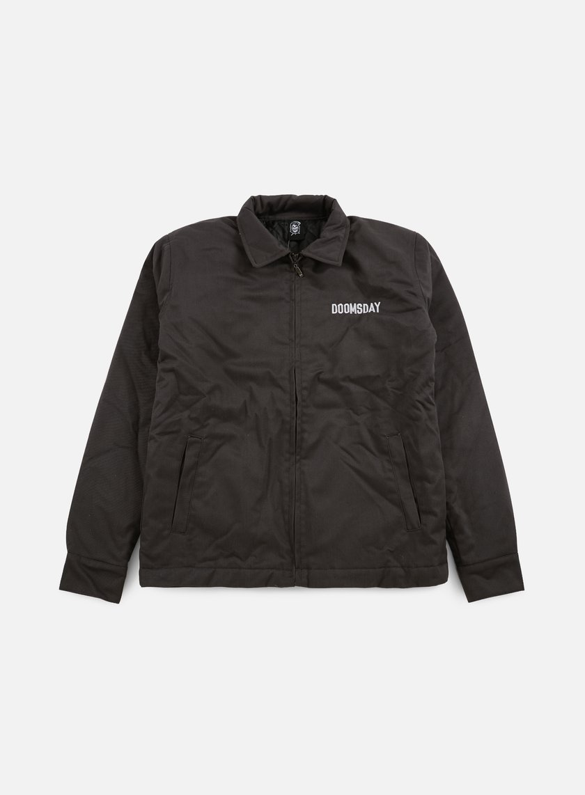 Doomsday - Stray Cat Work Jacket, Grey