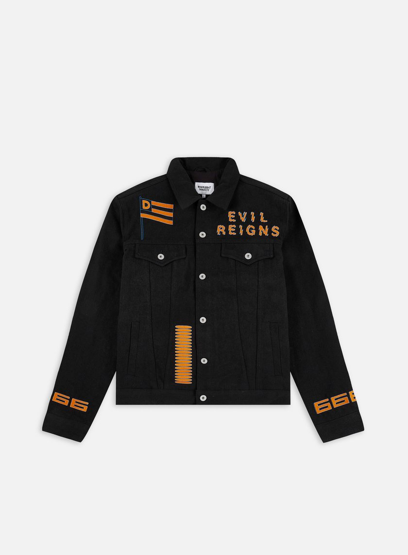 Doomsday Trippy Denim Jacket