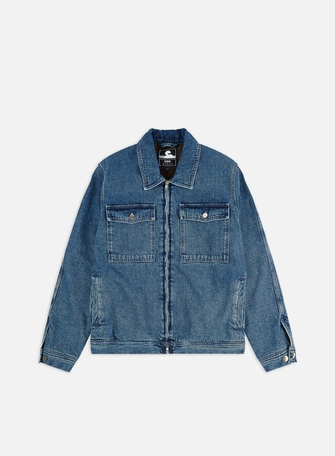 Edwin Sten Zip Lined Jacket