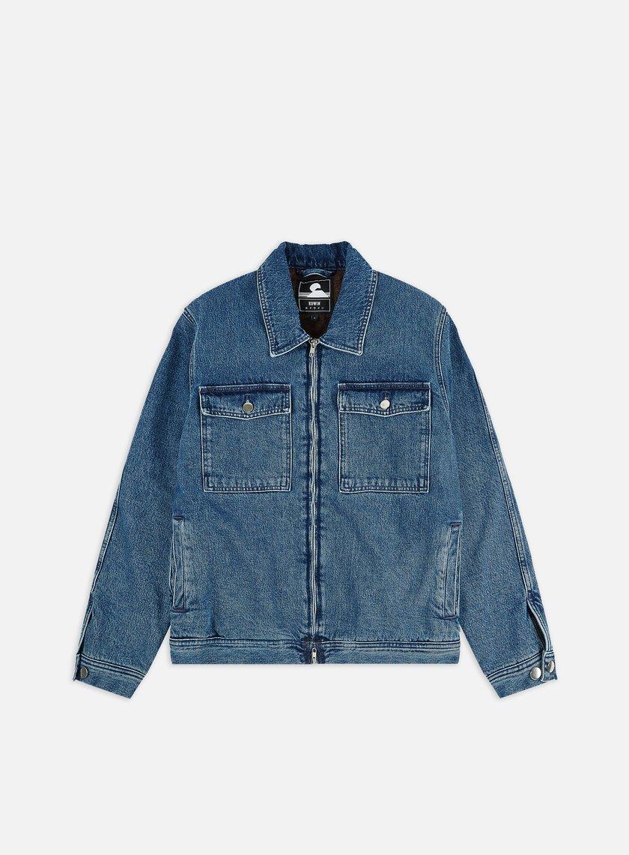 Edwin Sten Zip Lined Jacket