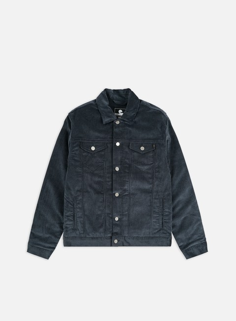 Giacche Intermedie Edwin Trucker Lined Jacket