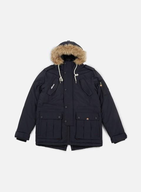 giacche ellesse blizzard parka anthracite