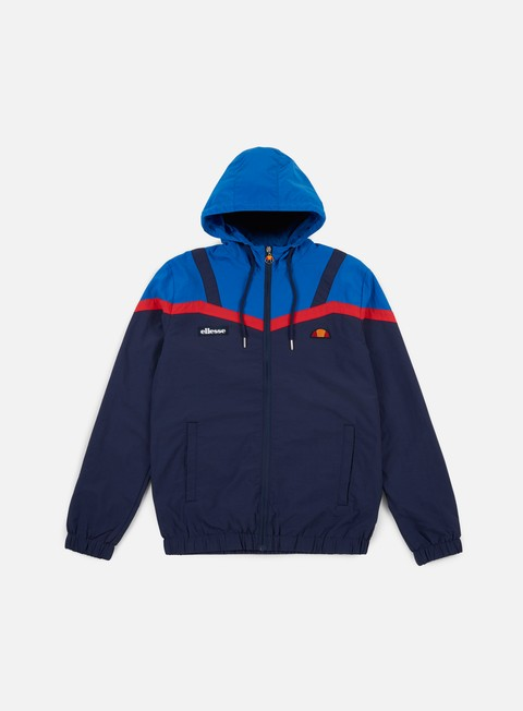 Outlet e Saldi Giacche Leggere Ellesse Bolt Hooded Jacket