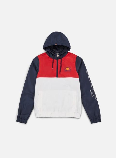 Giacche Leggere Ellesse Camuozzi Half Zip Jacket