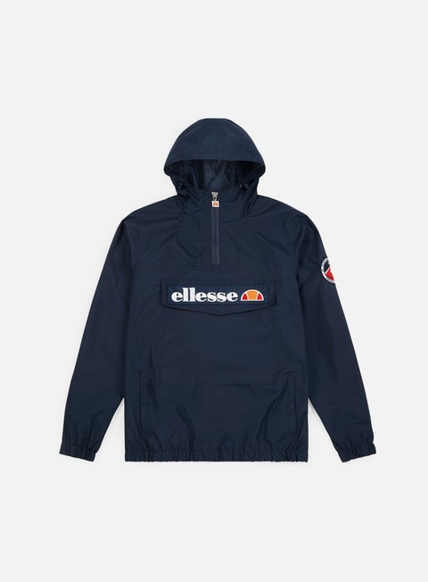 giacche ellesse mont 2 oh jacket dress blues