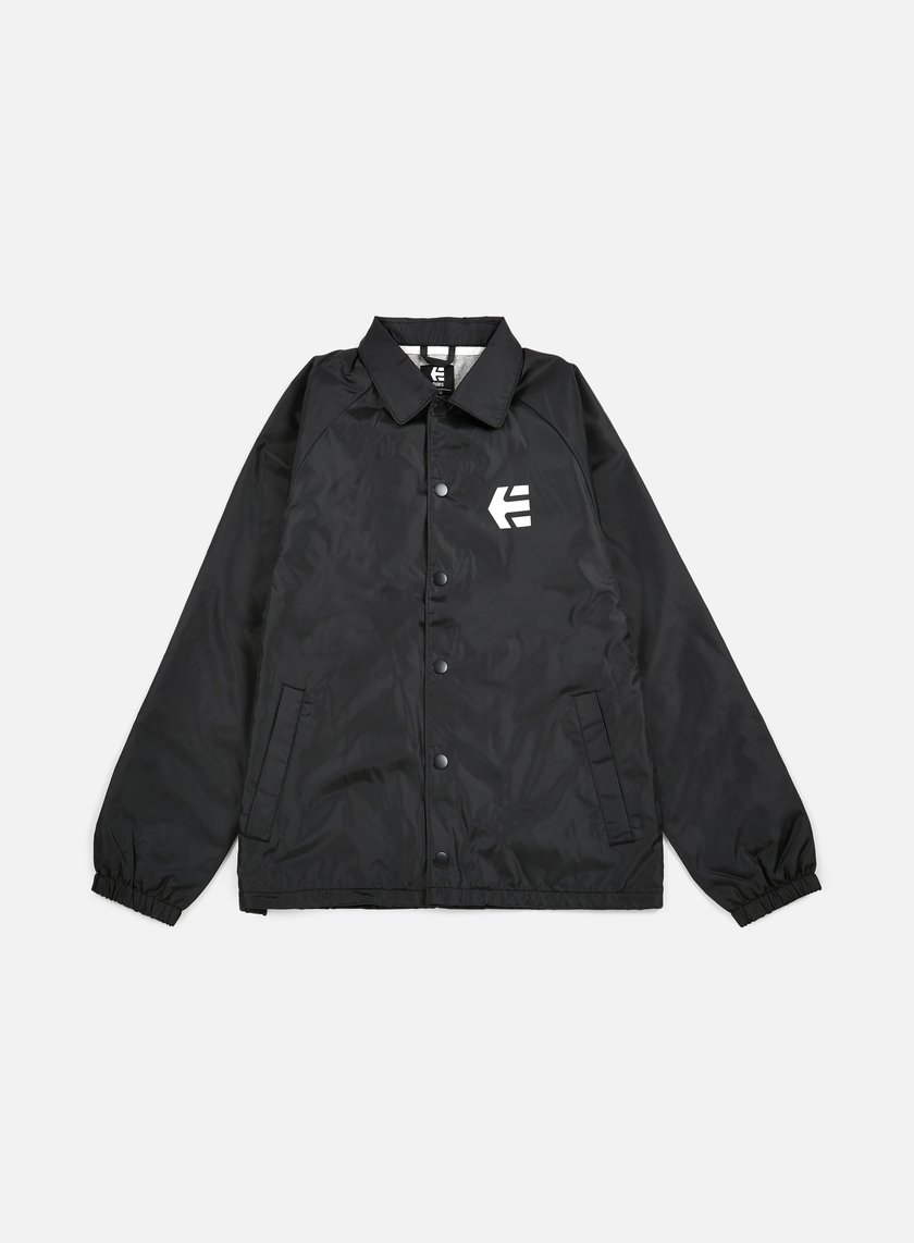 Etnies - Marana Coach Jacket, Black