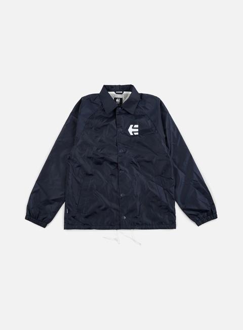 giacche etnies marana coach jacket navy