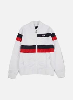 Fila - Carillo Bomber Jacket, White 1