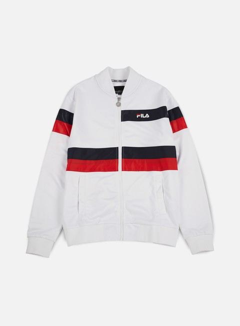 giacche fila carillo bomber jacket white