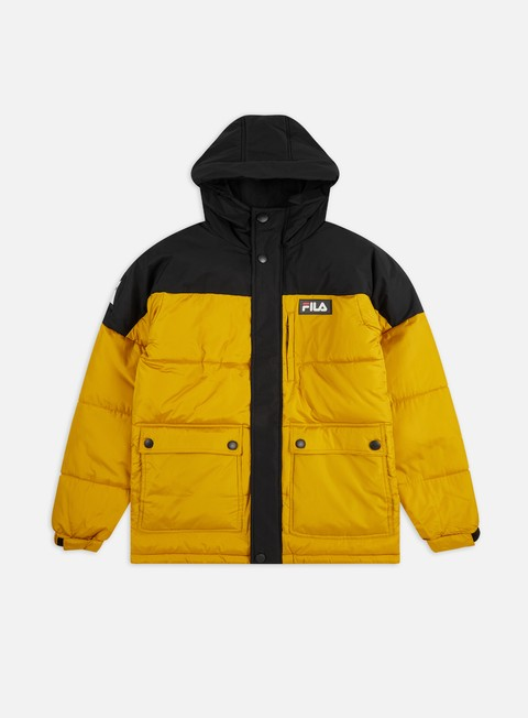 Sale Outlet Winter Jackets Fila Escurcione Puffer Jacket