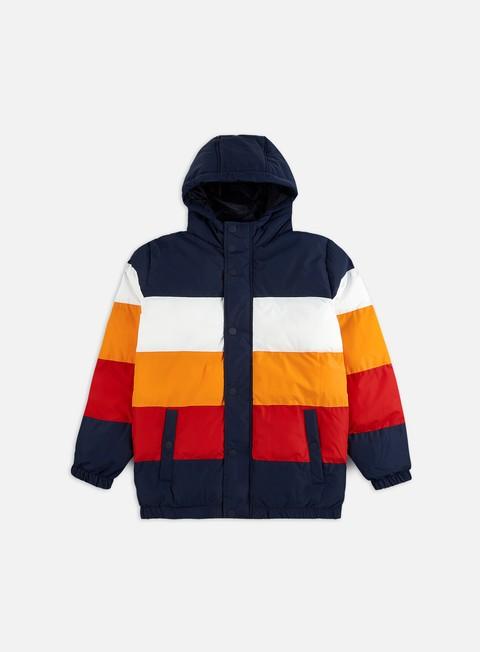 Outlet e Saldi Giacche con cappuccio Fila Giovanni Vintage Puffa Jacket