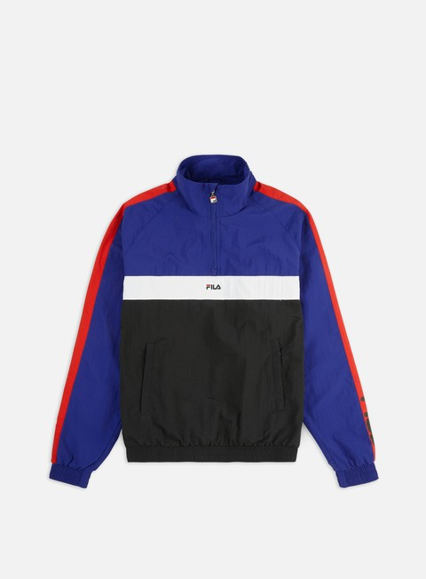 Light Jackets Fila Jona Woven Half Zip Jacket