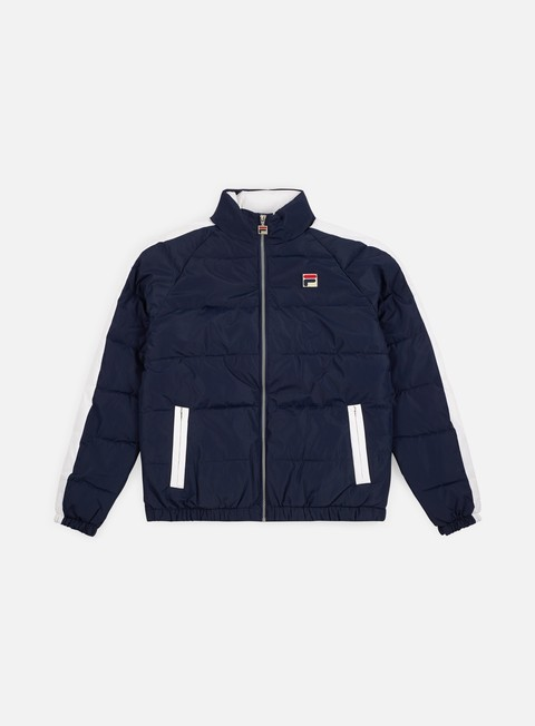 giacche fila ledger archive puffa jacket peacot