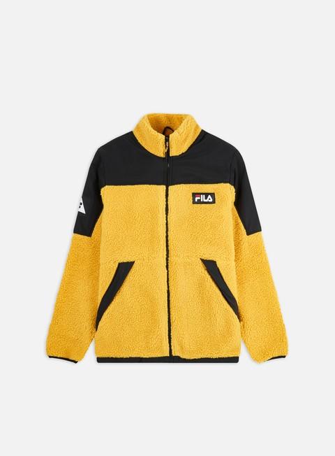 Giacche intermedie Fila Manolo Sherpa Fleece Jacket