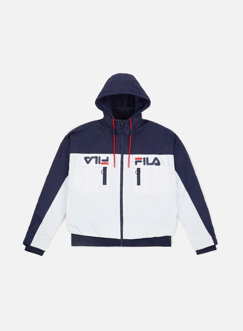 Outlet e Saldi Giacche Intermedie Fila Murray Ski Style Jacket