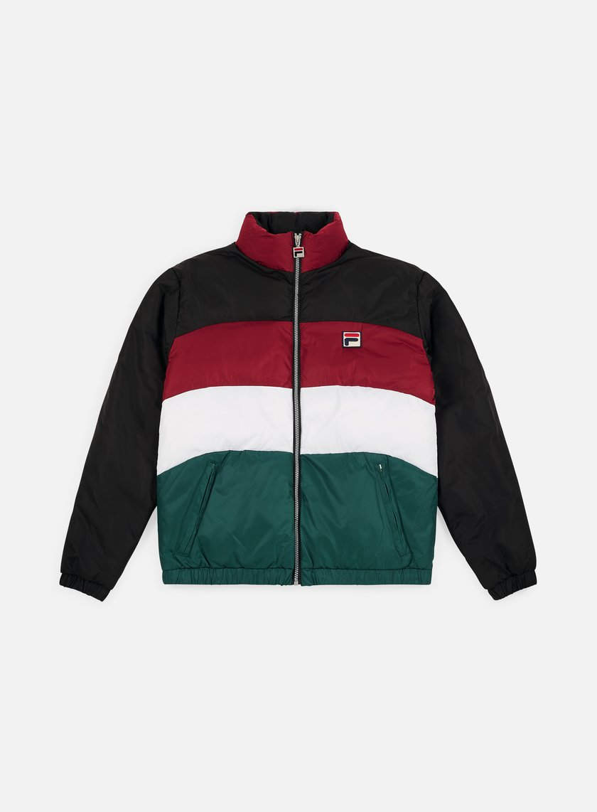 FILA Jacket Colour Blocked Puffa Neo rxP6awOqr