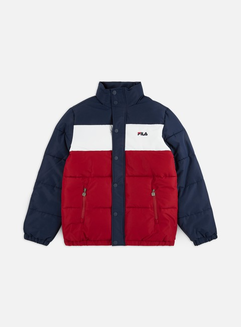 Winter Jackets Fila Pelle Puff Jacket