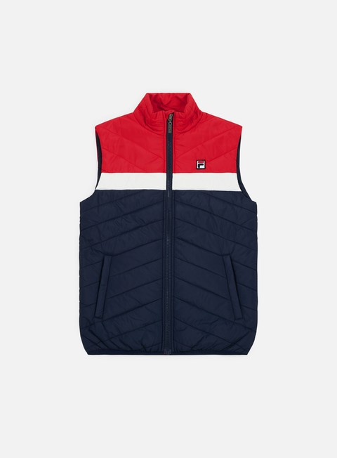 Down Jackets Fila Piselli Padded Bodywarmer