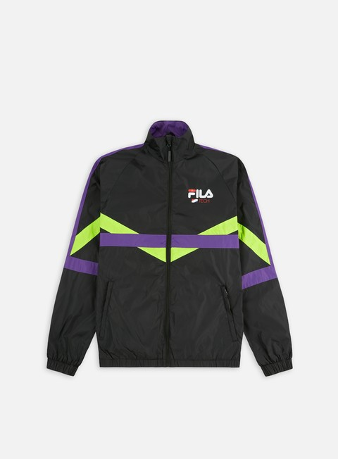 Light Jackets Fila Reign Track Jacket