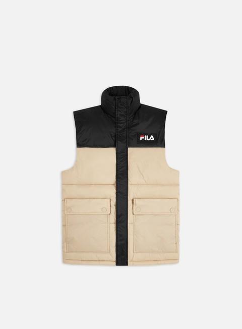 Vest Jackets Fila Salo Puffer Vest