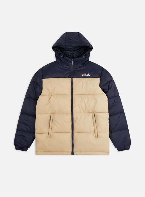 Outlet e Saldi Giacche Invernali Fila Scooter Puffer Jacket