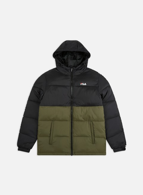 Outlet e Saldi Giacche Invernali Fila Tanner Tape Puffer Jacket