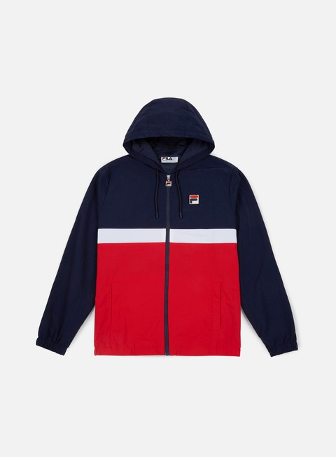Light Jackets Fila Tate Half Zip Jacket