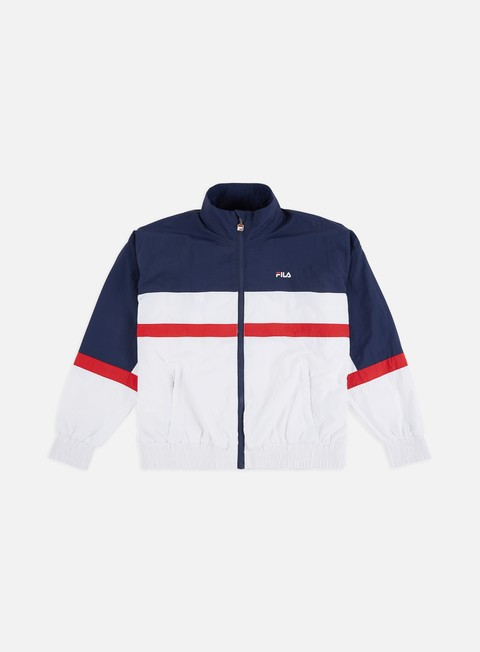 Light Jackets Fila WMNS Kaya Wind Jacket