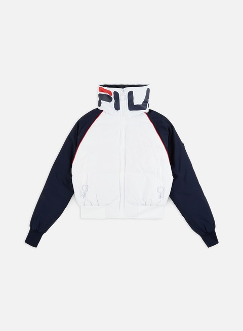 Intermediate jackets Fila WMNS Maiko Puffa Jacket