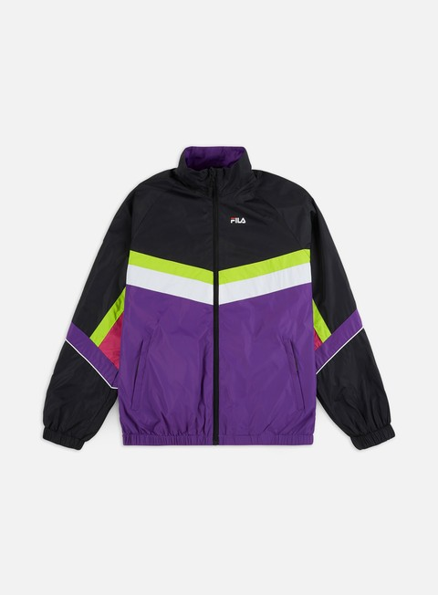 Light Jackets Fila WMNS Ransom Wind Jacket