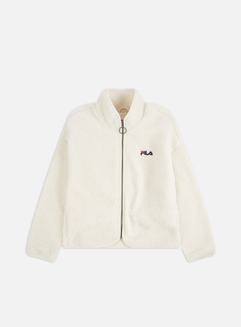Winter Jackets Fila WMNS Sari Sherpa Fleece Jacket