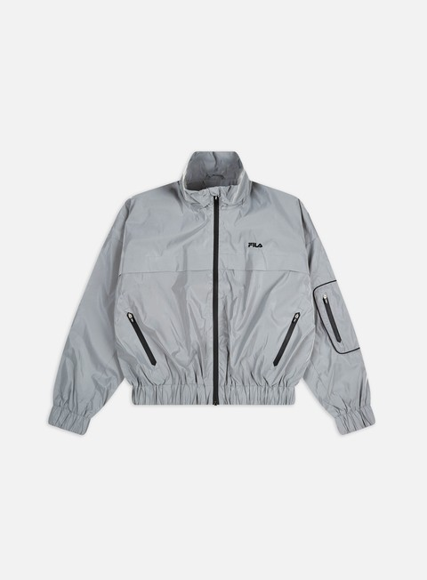 Windbreaker Fila WMNS Ume Reflective Wind Jacket