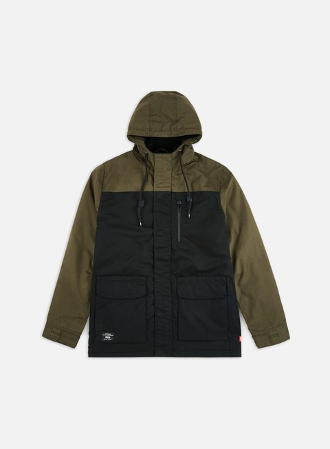 Outlet e Saldi Giacche Invernali Globe Blocked Thermal Parka