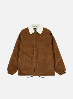 Globe - Chase Cord Jacket, Pecan