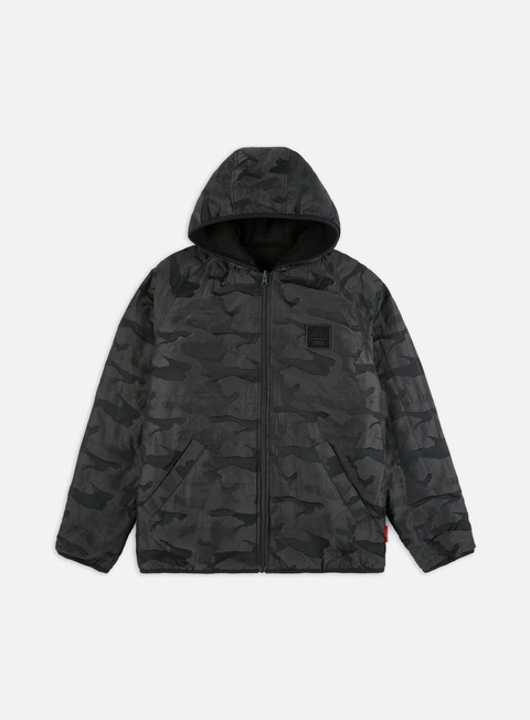 Globe Fielder Reversible Jacket