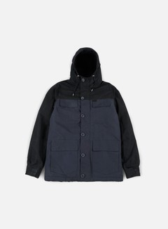 Globe - Goodstock Blocked Parka Jacket, Granite