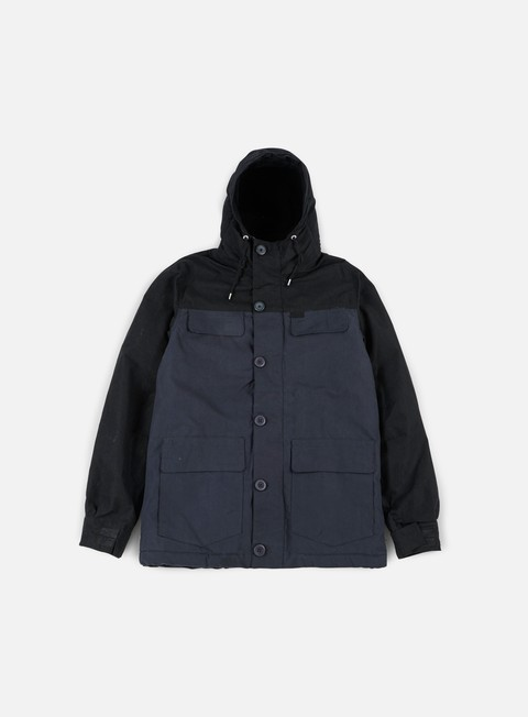 Sale Outlet Intermediate Jackets Globe Goodstock Blocked Parka Jacket