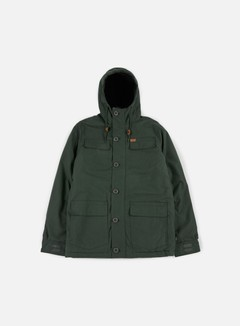 Globe - Goodstock Thermal Parka Jacket, Combat