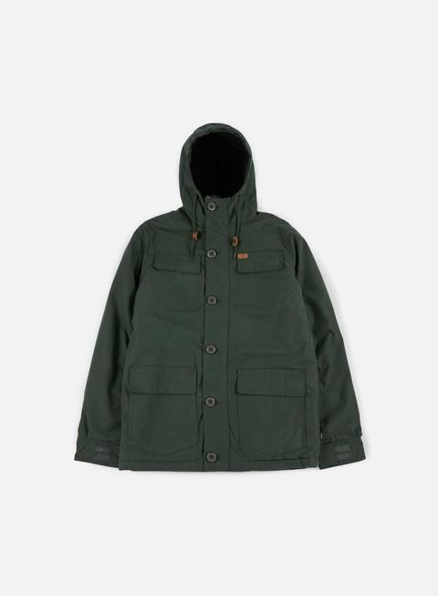 Hooded Jackets Globe Goodstock Thermal Parka Jacket