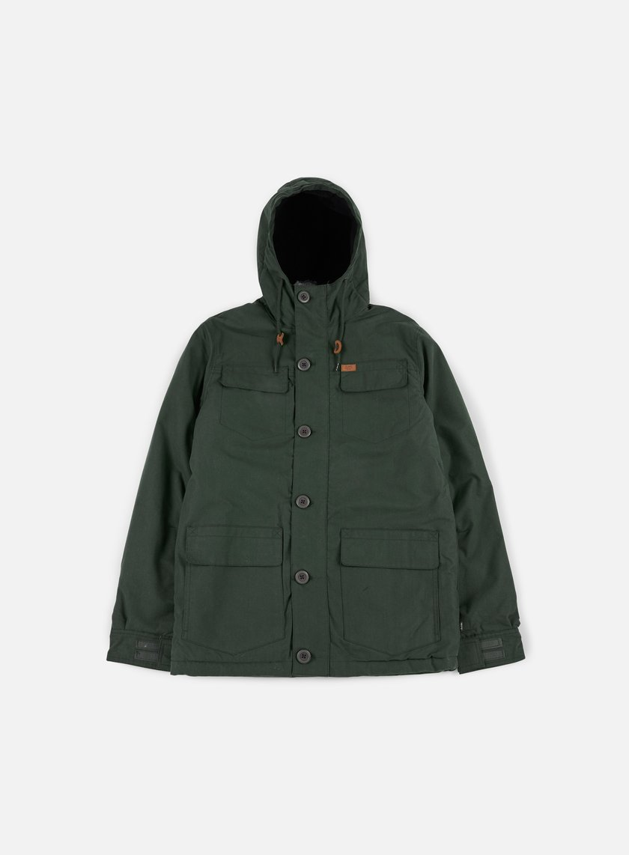 Globe - Goodstock Thermal Parka Jacket, Combat